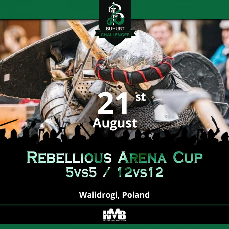 Rebellious Arena Cup
